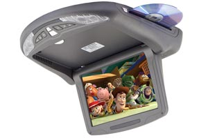 Car DVD and Video Players