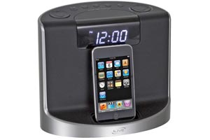 iPod & iPhone Clock radio