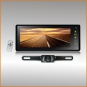 Tview RV808C 8.8 inch LCD rear view mirror monitor with License plate camera kit