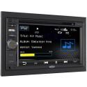 "Jensen VM9126 Double Din 6.2"" Touch Screen DVD, MP3, iPod, USB Receiver"