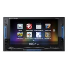 """Clarion FX503 6.2"""" Double-DIN In-Dash Multimedia Station with DVD Player & Bluetooth"""