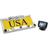 Boyo VTC433R Wireless license plate back up camera system