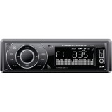 Power Acoustik PL-10A Single-DIN In-Dash Mechless Receiver with Detachable Face