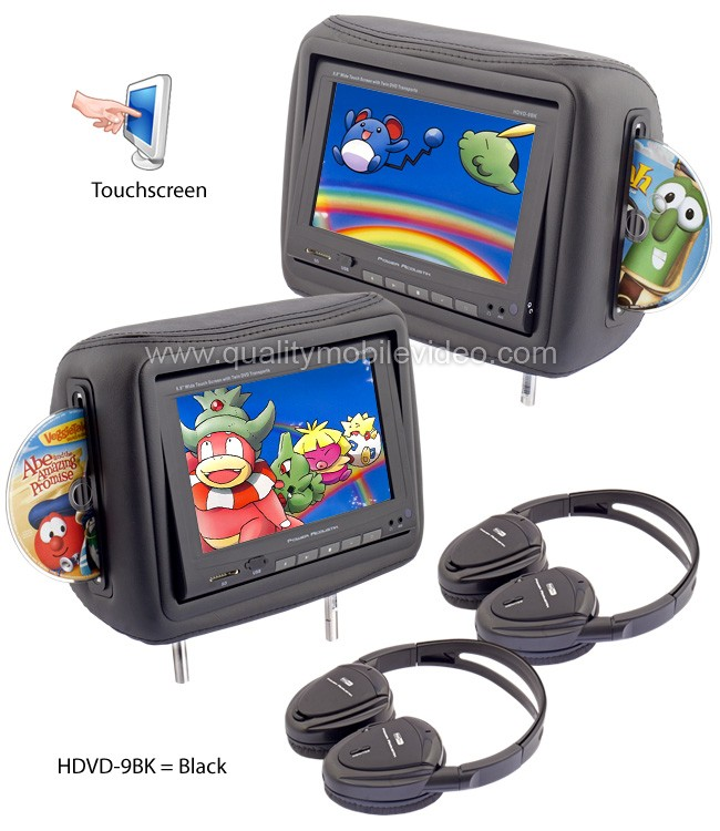 Behind The Car Seat Dvd Players